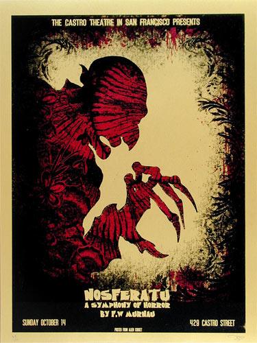 Alien Corset - David O'Daniel Nosferatu Movie Poster