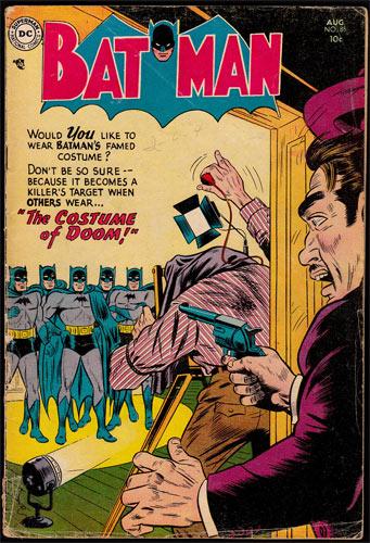 Batman #85 Comic Book