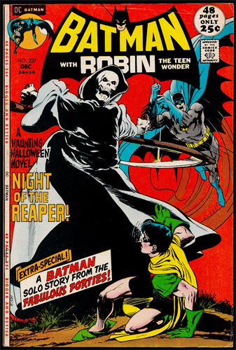 Batman #237 Comic Book