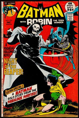 Batman #237 Comic Book