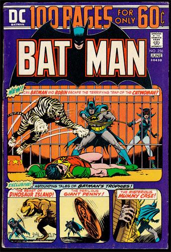 Batman #256 Comic Book