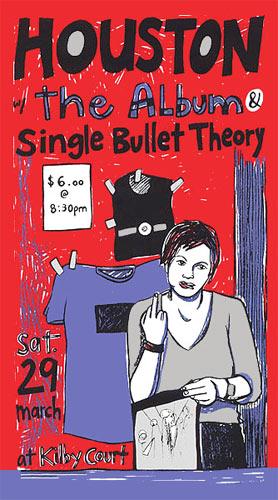 Leia Bell Houston Poster