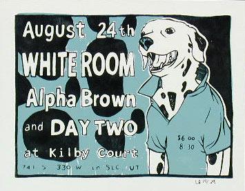 Leia Bell White Room Poster