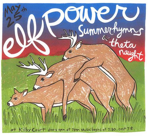 Leia Bell Elf Power Poster