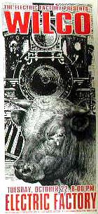 Scott Benge (FGX) Wilco Poster
