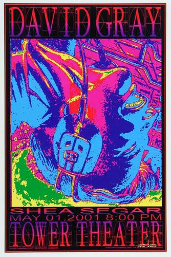 Scott Benge (FGX) David Gray Poster