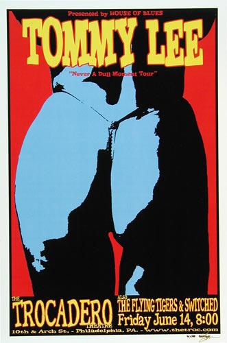 Scott Benge (FGX) Tommy Lee (of Motley Crue fame) Poster