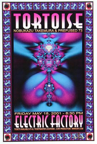 Scott Benge (FGX) Tortoise Poster