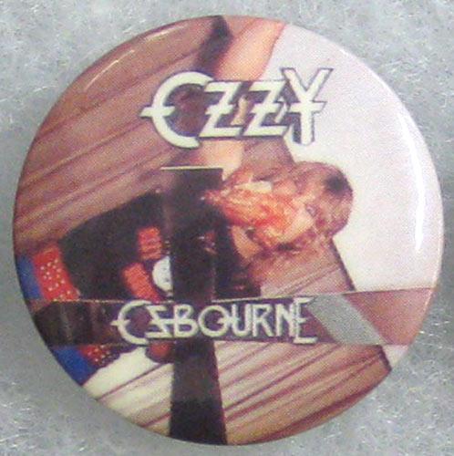 Ozzy Osbourne - Speak of the Devil Button Pin