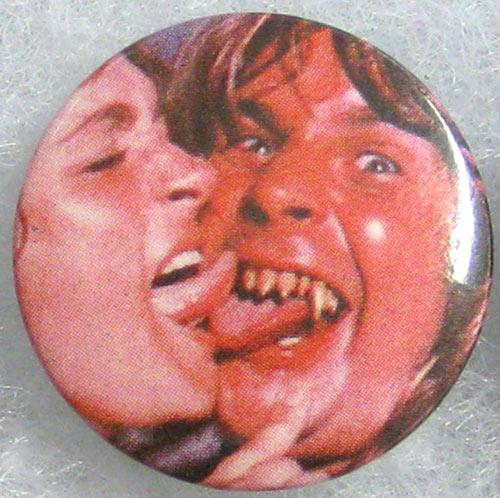 Ozzy Osbourne - Tongue Kiss Button Pin