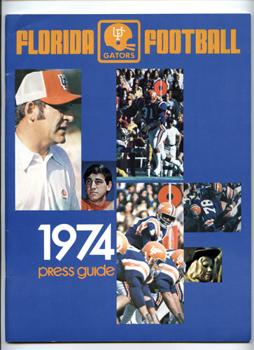 1974 Florida Media Guide
