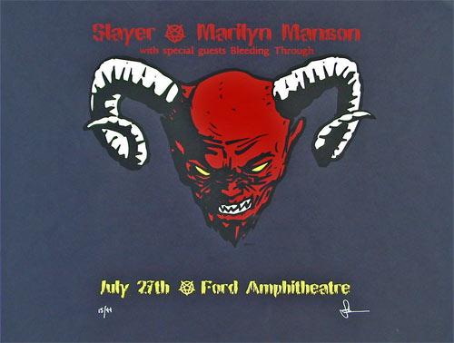 Sean Carroll Slayer Poster