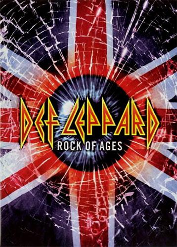 Def Leppard 2005 Rock of Ages Tour Concert Program