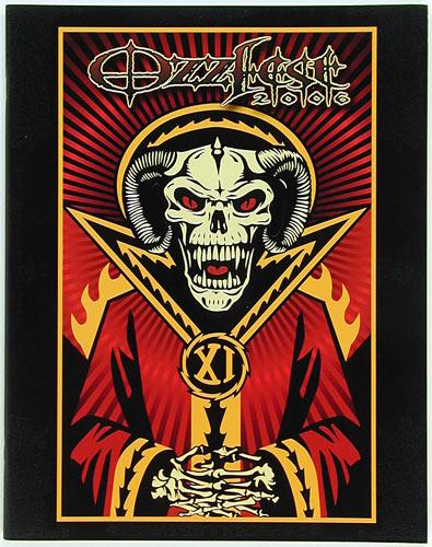 Ozzfest 2006 Program