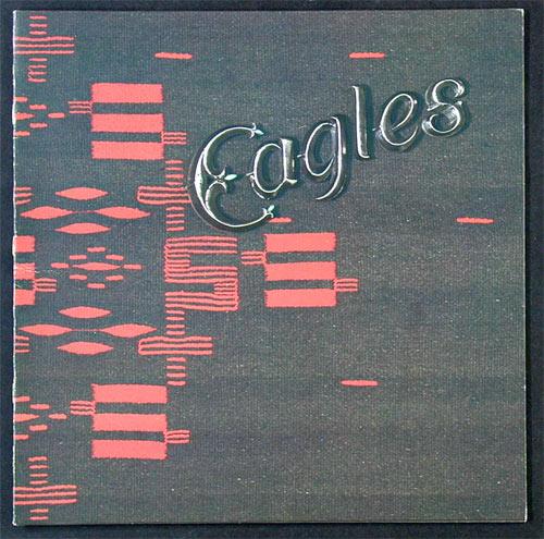 Eagles 1976 Tour Concert Program