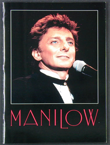 Barry Manilow 1994 Tour Program