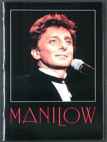 Barry Manilow 1994 Tour Concert Program