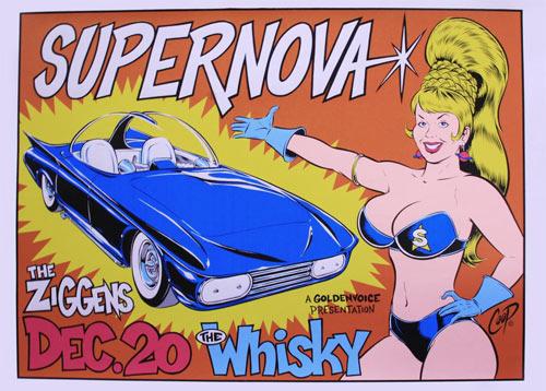 Coop Supernova Poster