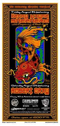 Johnny Thief and Jeff Wood - Drowning Creek Kenny Wayne Shepherd Poster