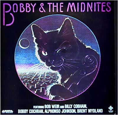 Victor Moscoso Bobby & The Midnites Promo Poster