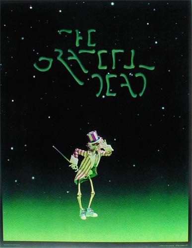 Grateful Dead - Original Version Movie Poster