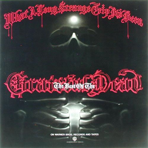 Rick Griffin Grateful Dead What A Long Strange Trip It's Been Promo Poster