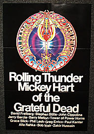 Stanley Mouse Rolling Thunder Promo  Poster