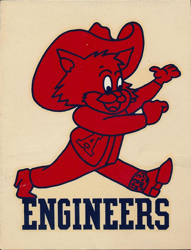 University of Arizona Engineers Engineering Decal