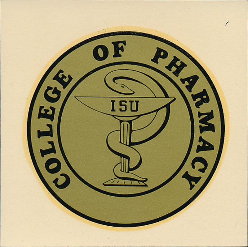 Idaho State University College of Pharmacy Decal
