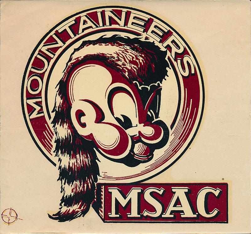 Mt. San Antonio College Mountaineers Decal