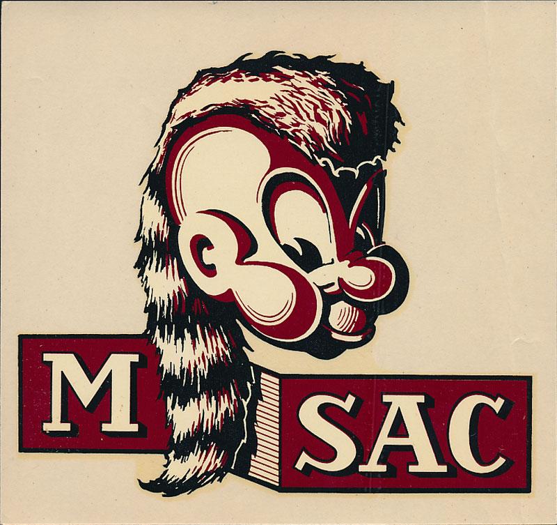Mt. San Antonio College Decal