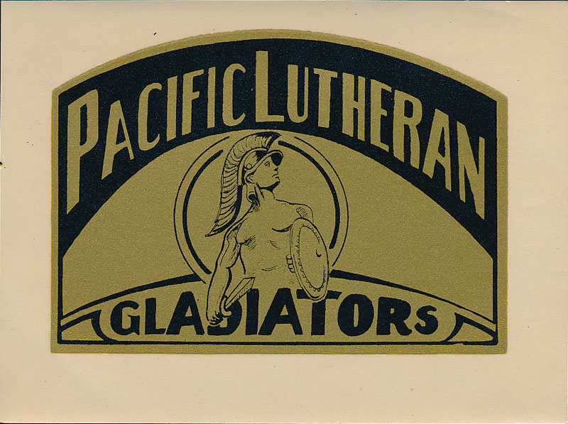 Pacific Lutheran College Gladiators Decal