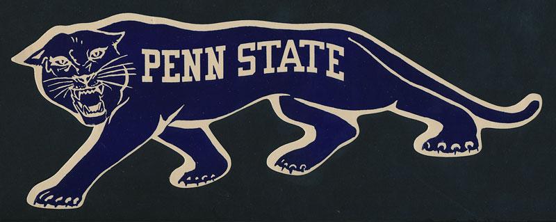 Pennsylvania State University Penn State Nittany Lions Sticker