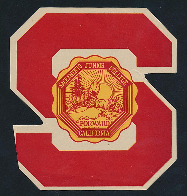 Sacramento Junior College Panthers Sticker