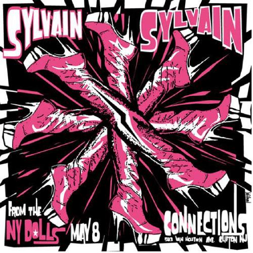 Punchgut Sylvain Sylvain Poster