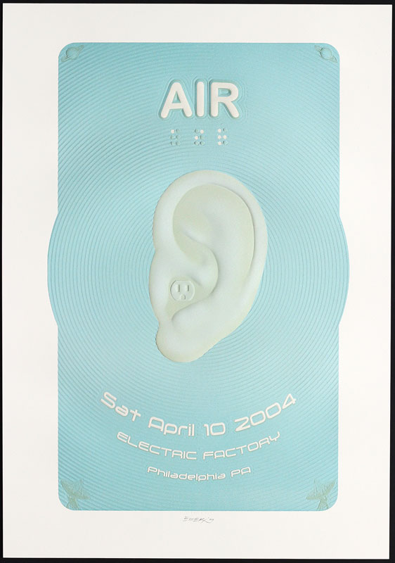 Emek Air Poster