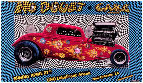 Emek No Doubt Poster