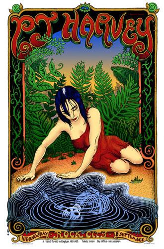 Emek PJ Harvey Poster