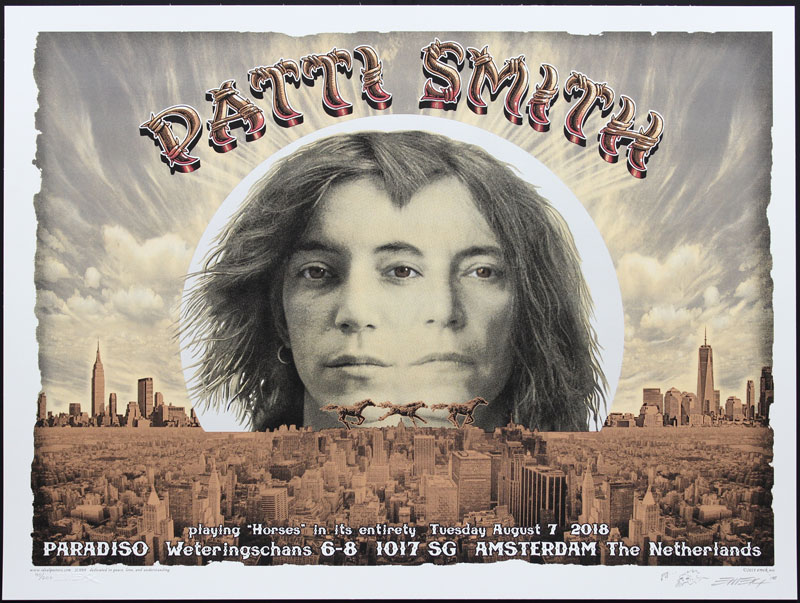 Emek Patti Smith Poster