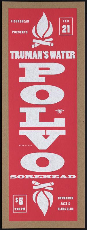 Eyenoise Polvo Poster
