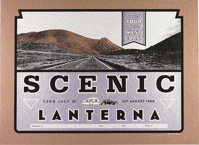 Eyenoise Scenic Poster