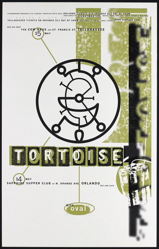Eyenoise Tortoise Poster