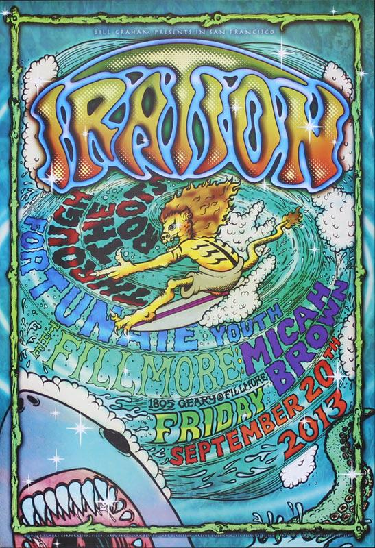 Iration 2013 Fillmore F1229 Poster