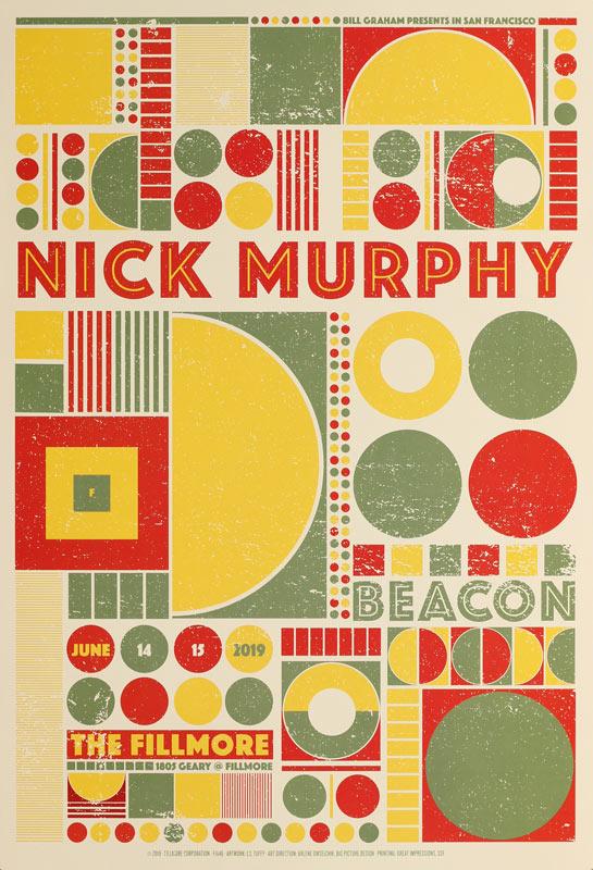 Nick Murphy  Fillmore F1646 Poster