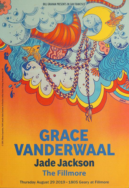 Grace Vanderwaal  Fillmore F1649 Poster