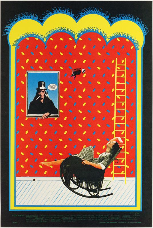 FD # 102-1 Genesis Family Dog Poster FD102