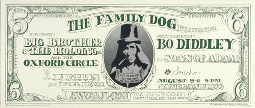 FD # 19-2 Big Brother Family Dog Poster FD19