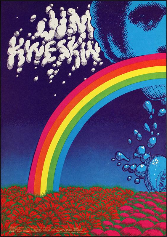 FD # 95-1 Jim Kweskin Jug Band Family Dog Poster FD95