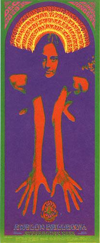 FD # 98-1 Jim Kweskin Jug Band Family Dog Poster FD98