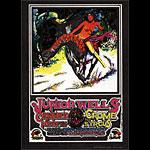 FD # 117 Junior Wells Family Dog postcard - stamp back FD117